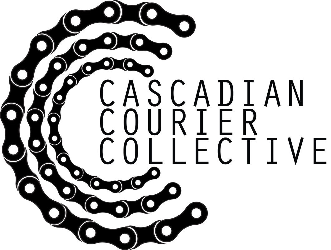 Legal Delivery from Cascadian Courier Collective